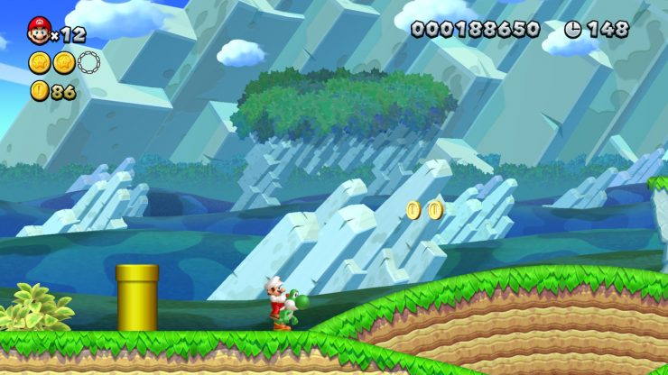 New Super Mario Bros U Delux