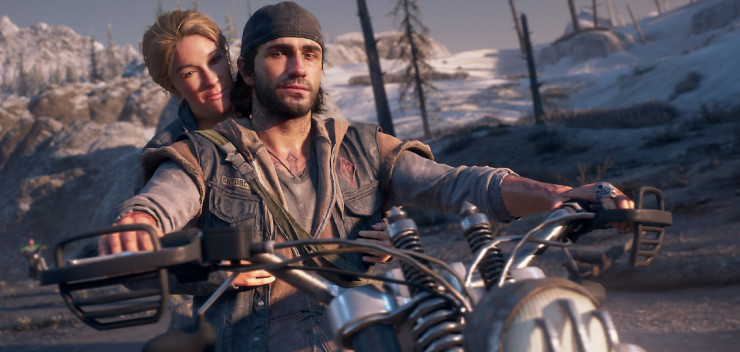 Days Gone per PS4