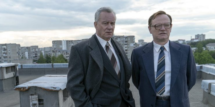 Chernobyl, probabile candidato alla nomination nella categoria Best Limited Series agli Emmy 2019