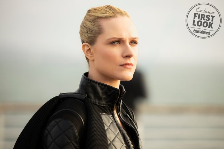 Dolores in Westworld 3