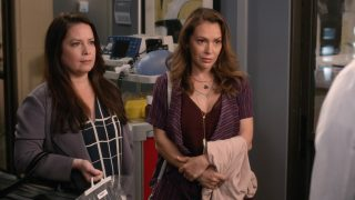 Grey's Anatomy 16 incontra Streghe, Alyssa Milano e Holly Ma