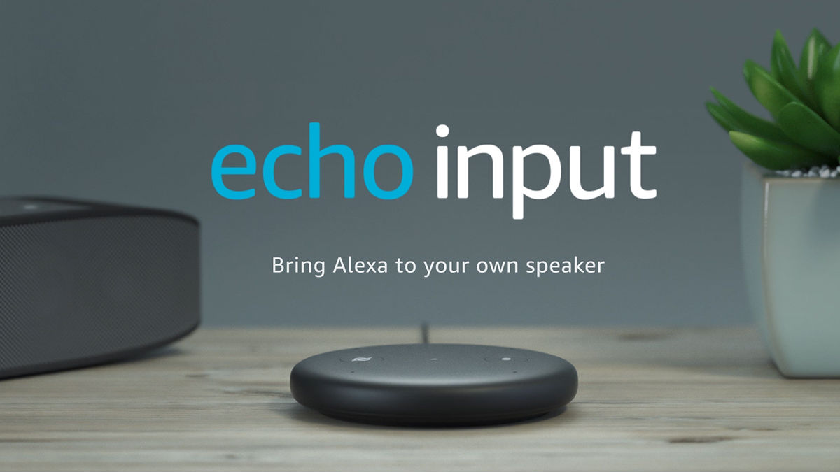 Echo Input in calo di prezzo col Black Friday Amazon: offert