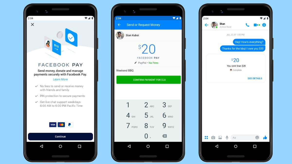 Debutto Facebook Pay negli USA: pagamenti unificati anche co