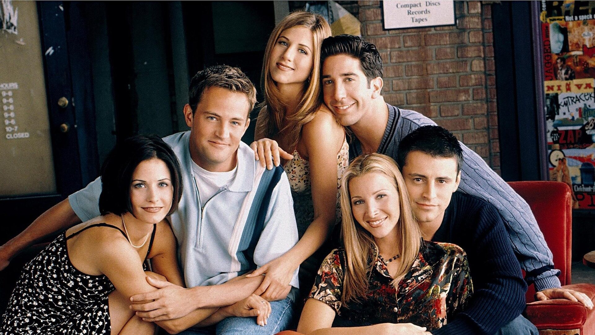 La reunion di Friends in tv è realtà, Jennifer Aniston lo av