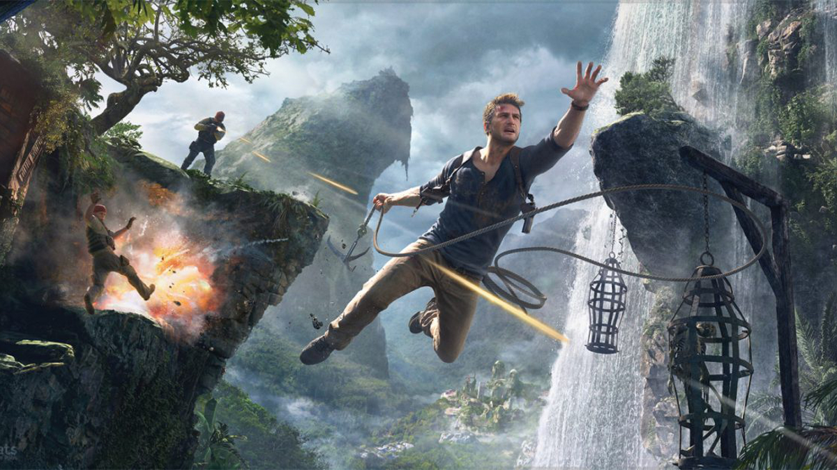 PS5 Uncharted 5
