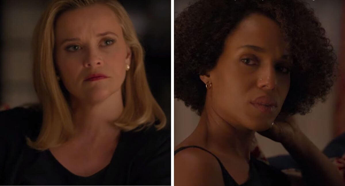 Kerry Washington e Reese Witherspoon in Little Fires Everywhere