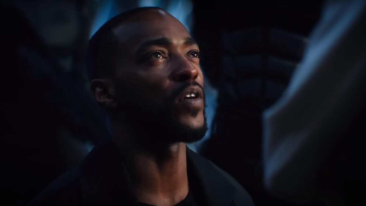 Anthony Mackie in Altered Carbon 2