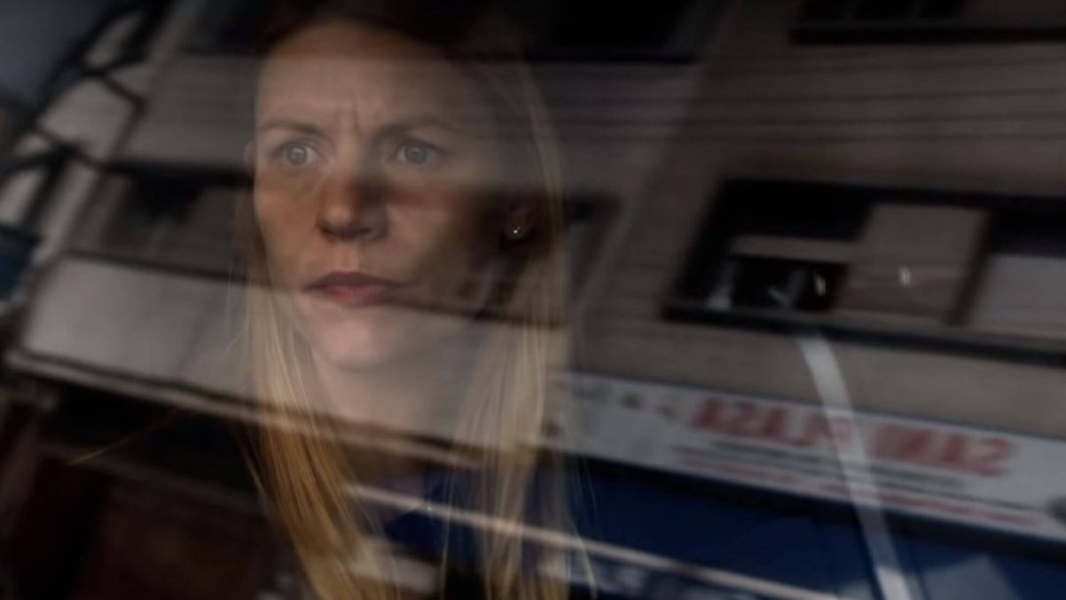 Claire Danes in Homeland 8