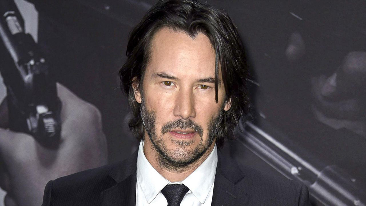 Keanu Reeves- Matrix 4