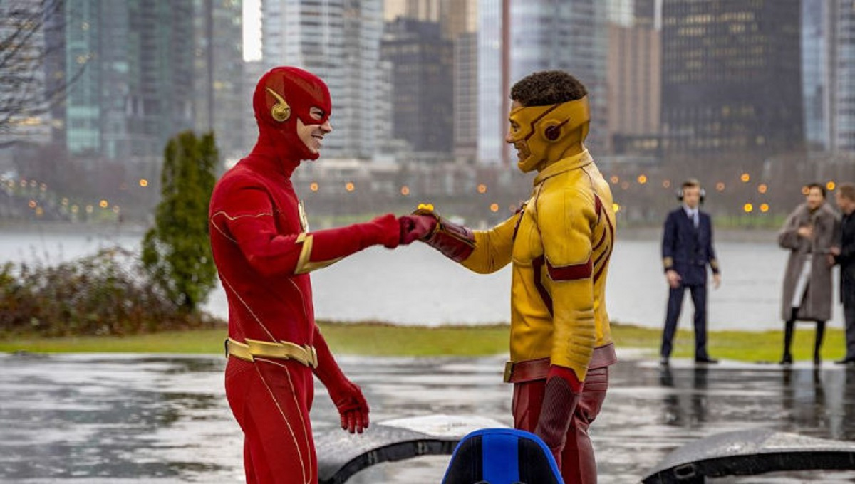 The Flash 6 riaccoglie Wally West e Cisco, cosa è cambiato d