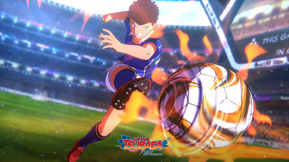 Calciatori italiani in Captain Tsubasa Rise of New Champions