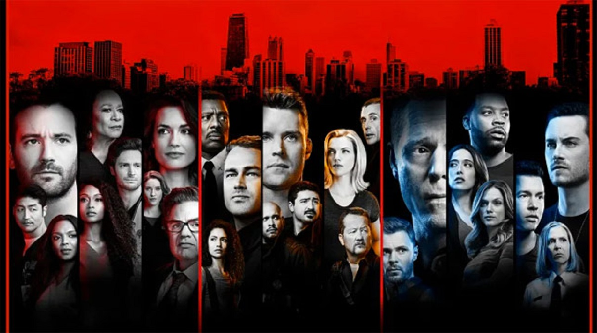 Chicago Fire, Chicago PD e Chicago Med si fermano: ancora re