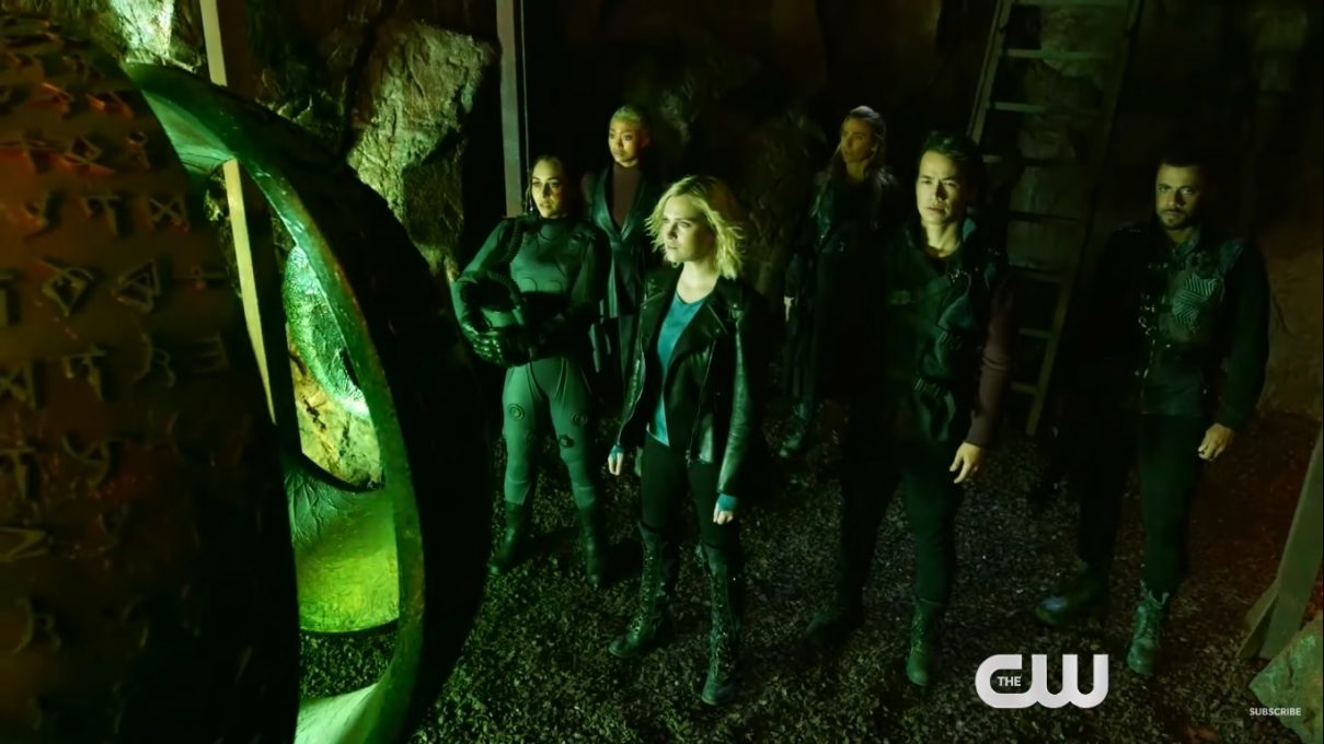 The 100 7