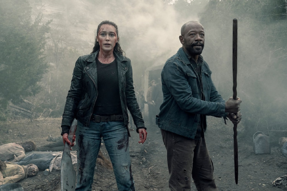 Fear The Walking Dead 5 debutta su MTV con un doppio episodi