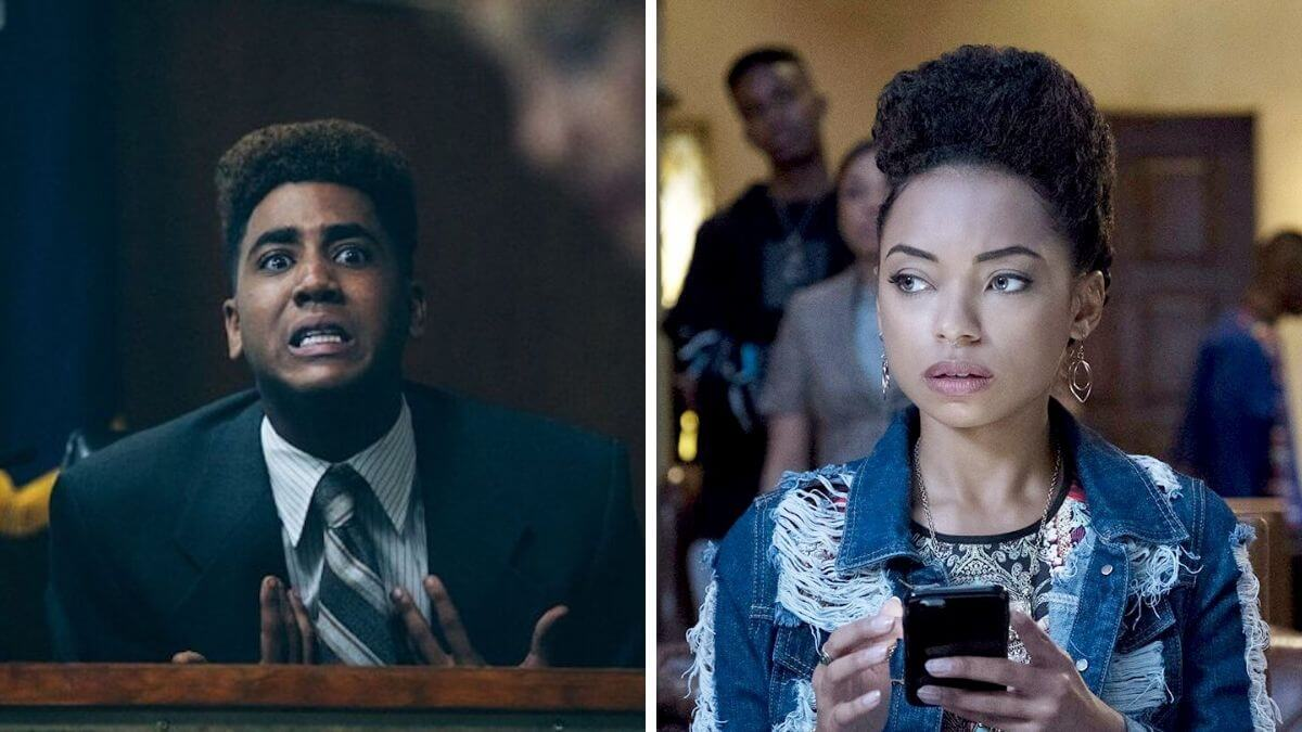 When They See Us e Dear White People