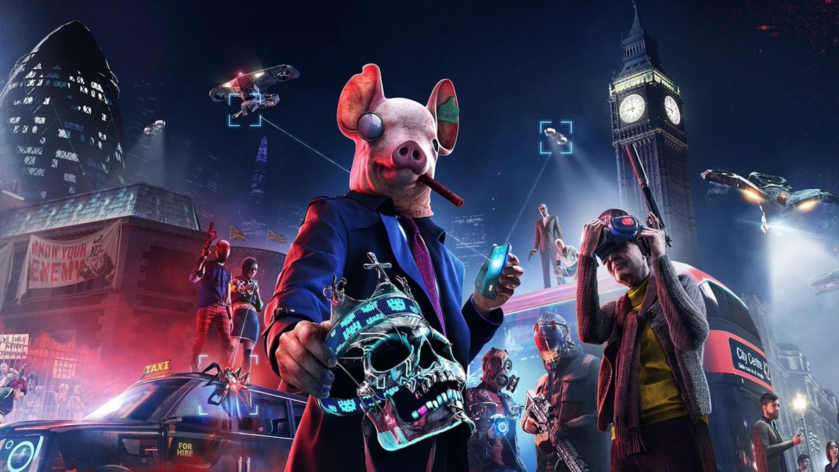 Uscita Watch Dogs Legion svelata durante Ubisoft Forward, gr