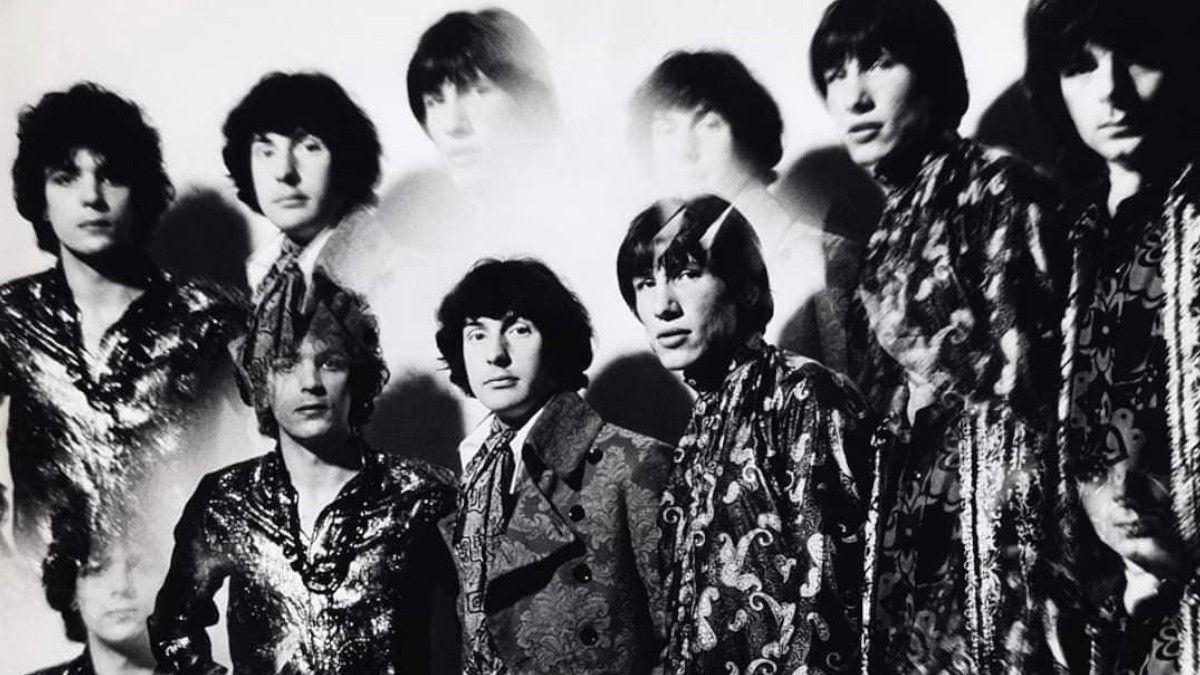 the piper at the gates of dawn dei pink floyd