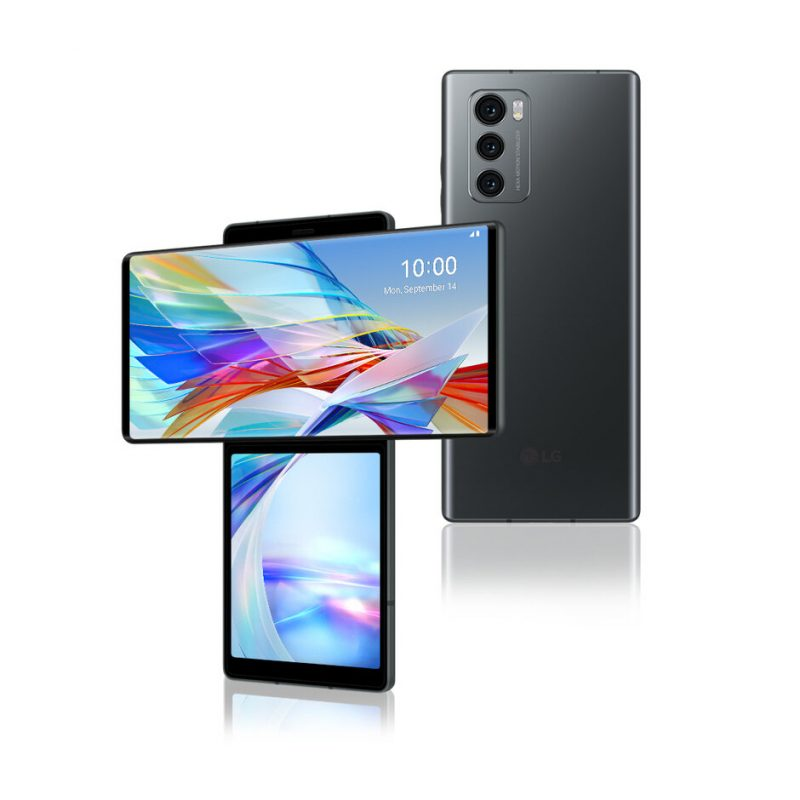 LG Wing ufficiale