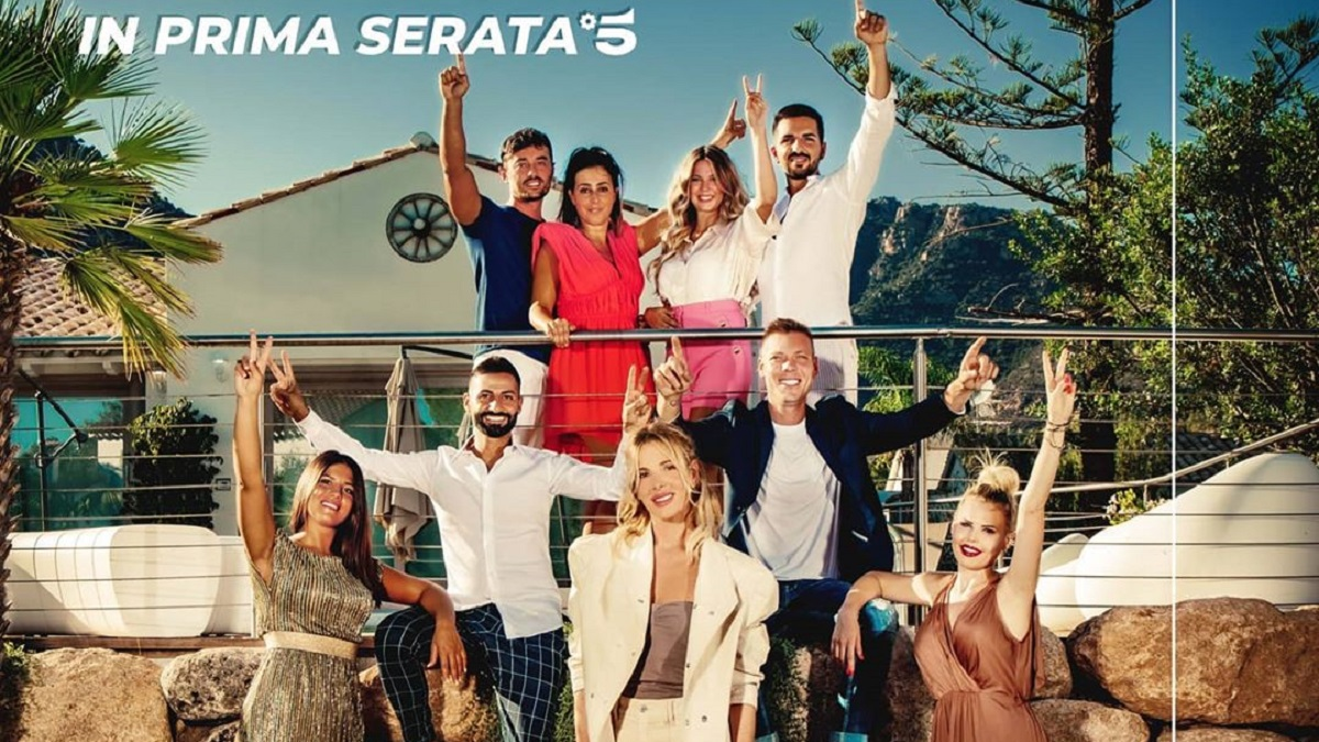 Temptation Island, falò immediato tra Amedeo e Sofia