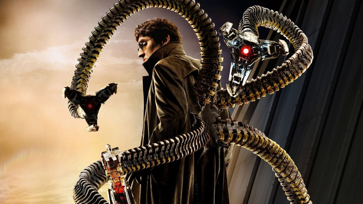 Alfred Molina è il Doctor Octopus in Spider-Man 2
